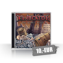 "ERADICATOR CD ""The Atomic Blast"""
