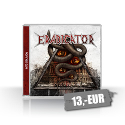 Eradicator-Into Oblivion-CD