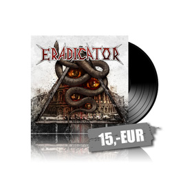 Eradicator-Into Oblivion-LP