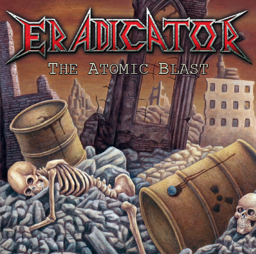 ERADICATOR CD Cover
