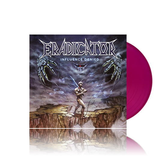 "Album ""Influence Denied"" - Vinyl LP"