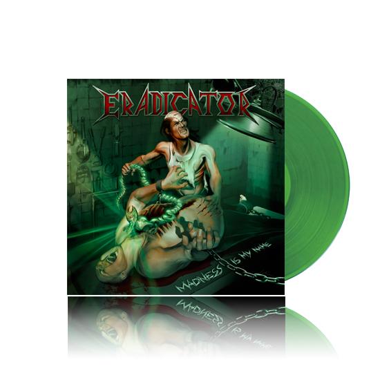 """Album """"Madness Is My Name"""" - Vinyl LP"""